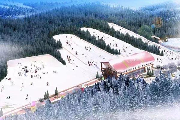 重慶有滑雪的地方嗎 重慶哪里可以滑雪