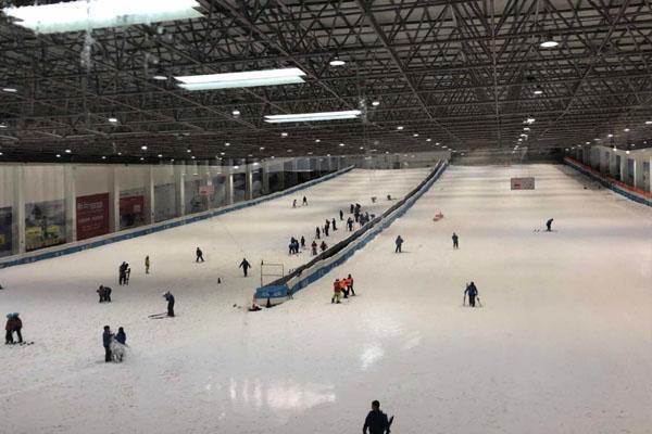 ?紹興喬波滑雪世界門票多少錢 附交通指南