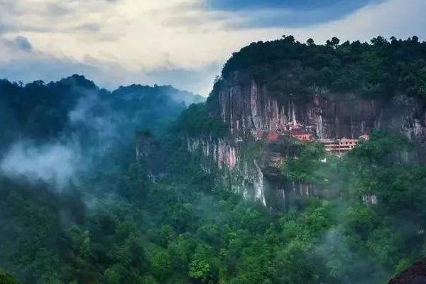 2020永安國家地質公園旅游攻略 永安國家地質公園門票交通天氣景點