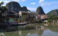 廣西陽朔公園旅游攻略 門票交通及景點介紹
