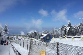 峨眉山雷洞坪滑雪場門票2020 游玩攻略