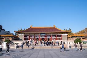 南京博物院要不要門票 南京博物院里有什么