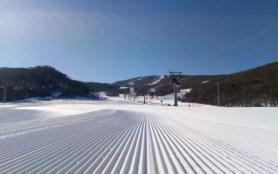 太原滑雪场几月份开始2020-开放时间