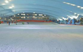 武汉首座室内滑雪场在哪-地址 什么时候完工