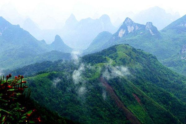 桂林堯山風景區好玩嗎 門票價格