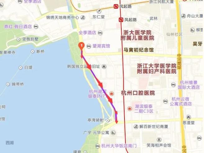 2020杭州落葉不掃路段匯總