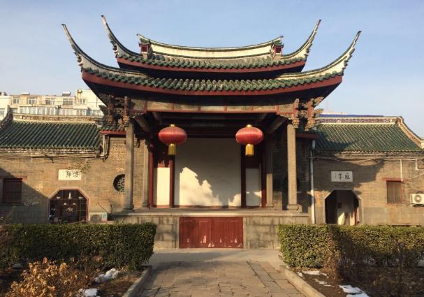 2020煙臺福建會館開放時間門票地址及景區介紹