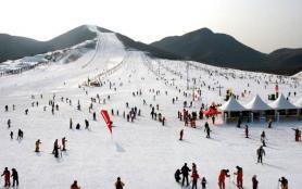 2020-2021天定山滑雪场什么时候开 门票-交通
