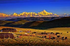 四川甘孜州旅游景點有哪些 甘孜自駕游路線推薦