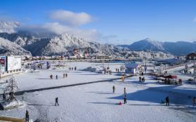 2020年西嶺雪山滑雪場開放時間及游玩攻略