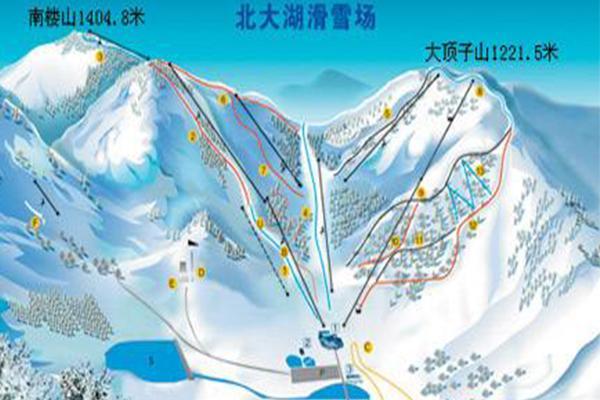 北大壺度假區滑雪游玩攻略 北大壺度假區怎么去