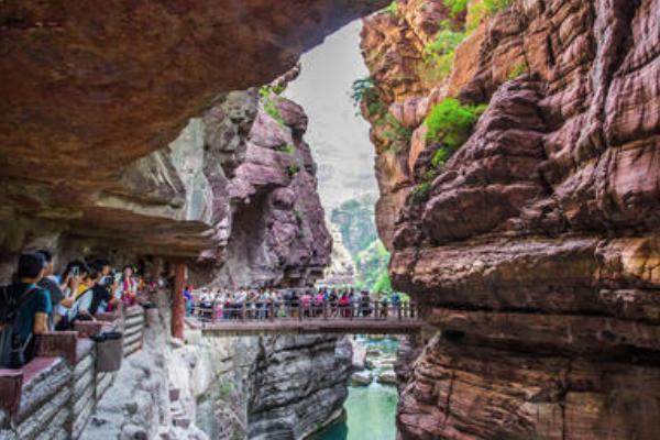 焦作旅游攻略 焦作旅游景點推薦