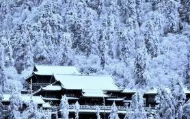 成都周邊賞雪的地方 成都周邊賞雪自駕游