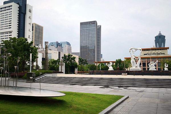 武林广场游玩攻略 武林广场有什么有哪些景点