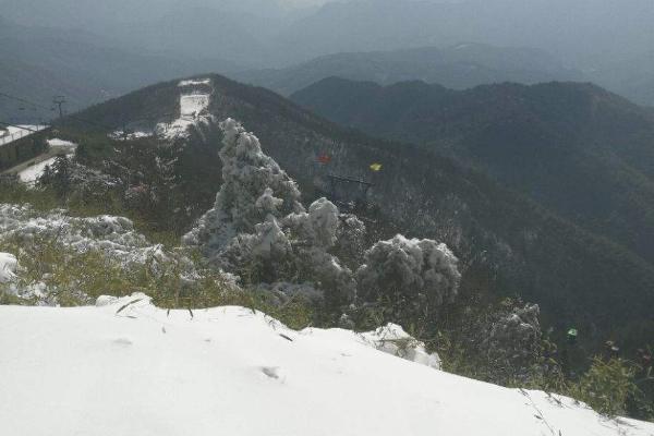 2020浙東第一尖雪山歡樂谷門票 浙東第一尖游玩攻略