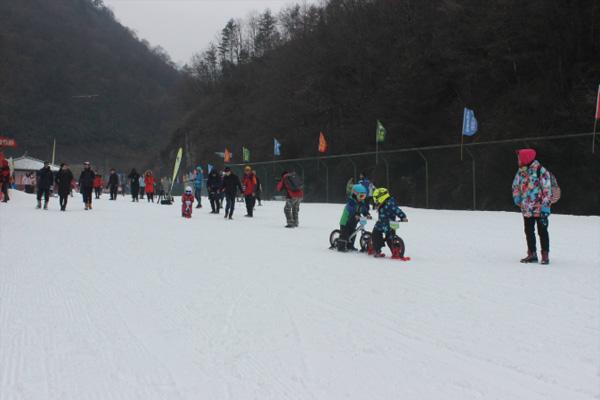 2020神農架天燕滑雪場對神農人門票優惠信息匯總