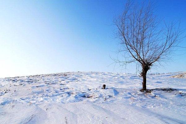 12月去哪里看雪最好 看雪好去處推薦