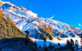 海螺溝最佳旅游季節 海螺溝看冰川最佳地點2020