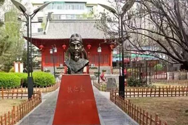 太原狄仁杰文化公園開放時間 狄仁杰文化公園交通指南