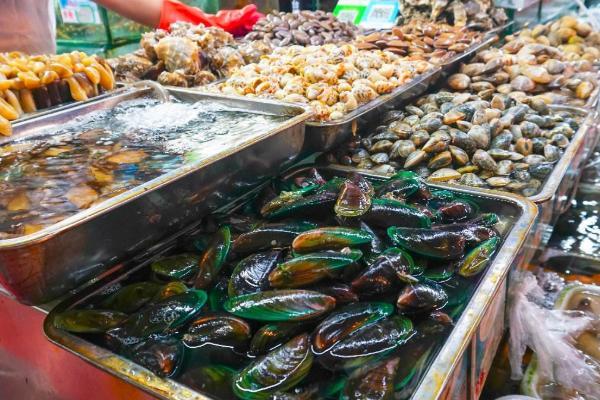三亚有哪些海鲜圣地 三亚海鲜市场