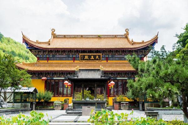 2020宣城紫金寺門票交通天氣 紫金寺旅游攻略