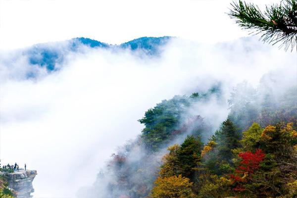 廬山登山路線全攻略 廬山最佳觀日出地點