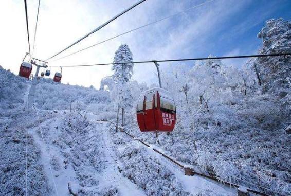 冬天爬山去哪里比较好 5大赏雪名山推荐