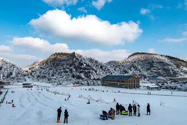 2020-2021重庆茅草坝滑雪场游玩攻略 时间-地点-门票