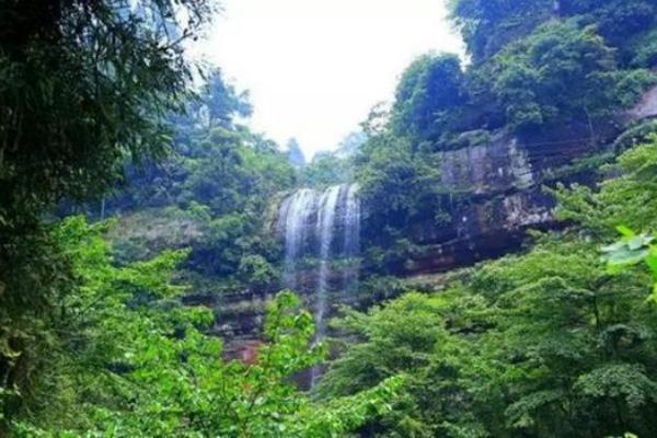 大圓洞國家森林公園 及旅游線路