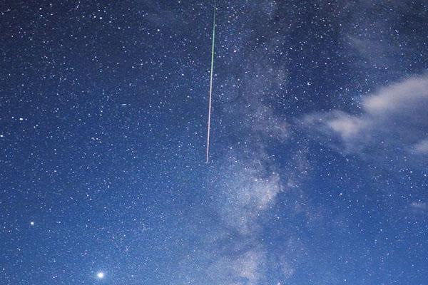 2020双子座流星雨拍摄技巧 怎么拍清晰