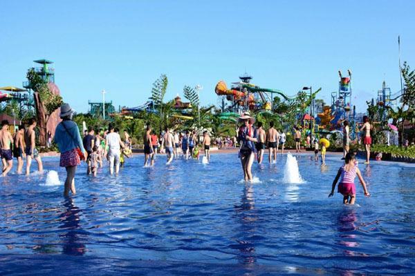 2021泸州欢乐派海滩公园门票交通天气 欢乐派海滩公园旅游攻略
