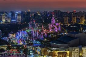 北京歡樂谷圣誕節活動時間2020 北京歡樂谷圣誕節活動攻略