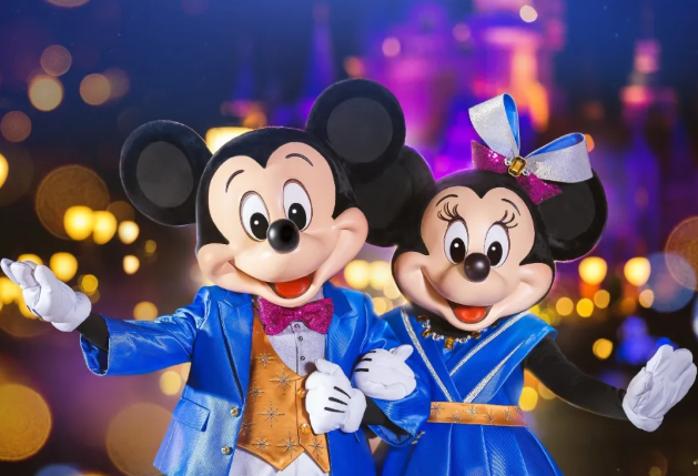 2021上海迪士尼跨年烟花表演时间