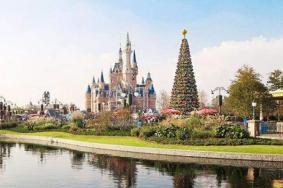 2020上海迪士尼圣誕節有什么活動嗎