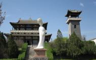 杨贵妃墓在那里 景区门票多少钱