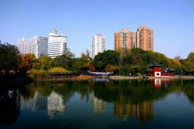 上海和平公园改造方案 上海和平公园什么时