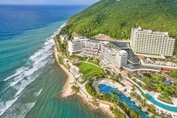 三亞度假酒店哪個最好 三亞酒店地址及交通