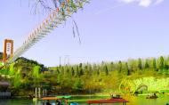 桃林溝景區有什么好玩的 景點介紹