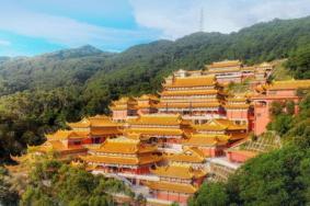 2021东莞观音寺腊八节有什么活动 大岭山观