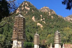 2021年1月19日起北京銀山塔林景區暫停開放