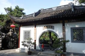 2021上海古猗园春节前即将重新开放
