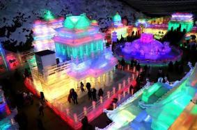 北京龍慶峽冰燈2021開開放時間 附春節營業時間