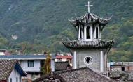 磨西古鎮在哪里 磨西古鎮景點介紹