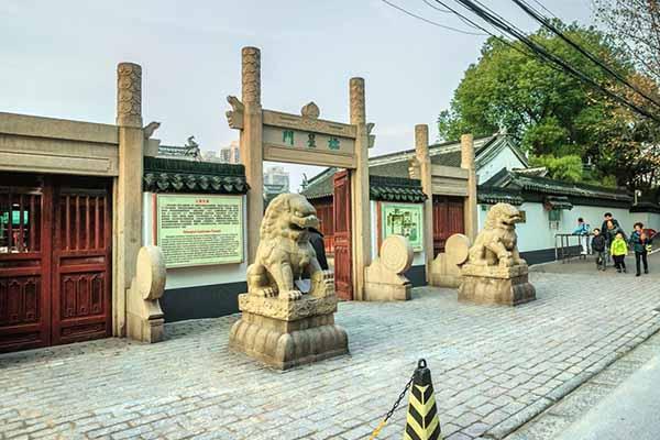 上海文庙开放时间 上海文庙在哪里