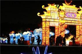 2021春節蘭州黃河樓燈光秀時間-免費預約