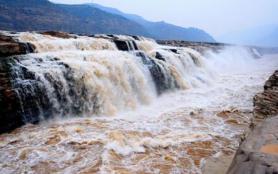 2021年2月24日起陕西壶口瀑布恢复开放