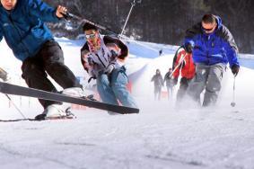 2021杭州大明山万松岭滑雪场闭园公告