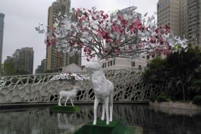 上海靜安雕塑公園在哪里 上海靜安雕塑公園門票價格