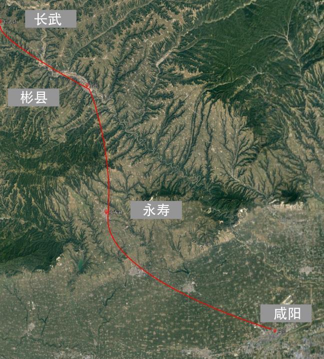 长武县旅游景点