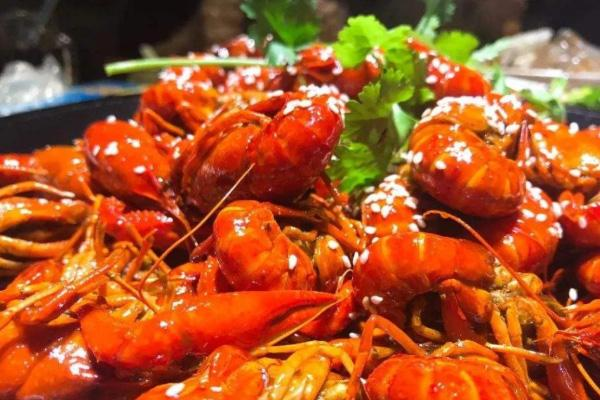 武漢小龍蝦哪里最好吃-餐廳推薦